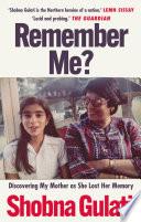 Remember Me  Book