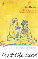 The Songs of a Sentimental Bloke  Text Classics