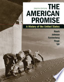 The American Promise, Combined Edition