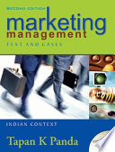 Marketing Management  Second Edition