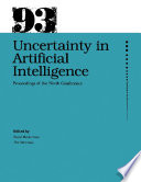 Uncertainty in Artificial Intelligence Book