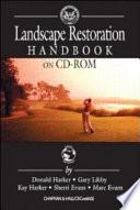 USGA Restoration Handbook on CD ROM