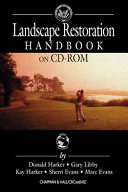 USGA Restoration Handbook on CD ROM