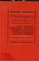 Dialogues with Contemporary Continental Thinkers