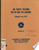 Air Traffic Patterns for IFR and VFR Aviation