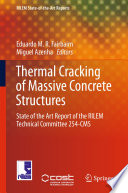 Thermal Cracking of Massive Concrete Structures