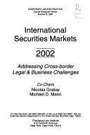 International Securities Markets