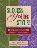 Success  Your Style  Book PDF