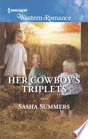 Her Cowboy s Triplets