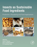 Insects as Sustainable Food Ingredients Pdf/ePub eBook