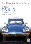 Citroen DS & ID All Models (except SM) 1966 to 1975