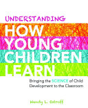 Understanding How Young Children Learn Pdf/ePub eBook