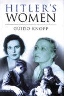 Hitler s Women   and Marlene Book