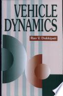 Vehicle Dynamics Book