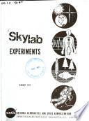 Skylab Experiments Book PDF