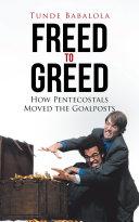 Freed to Greed Pdf/ePub eBook
