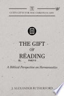 The Gift Of Reading Part 2