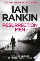 Resurrection Men Book