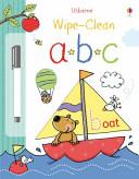 Wipe Clean Books Book