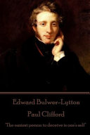 Edward Bulwer Lytton   Paul Clifford