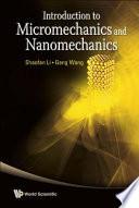 Introduction to Micromechanics and Nanomechanics