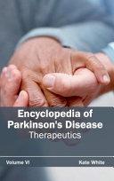 Encyclopedia of Parkinson s Disease Book