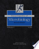 Encyclopedia Of Microbiology Four Volume Set