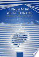 I Know What You Re Thinking Book PDF