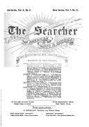 The Searcher An American Notes Queries