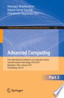 Advanced Computing Book