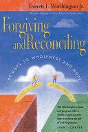 Pdf Forgiving and Reconciling