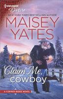 Claim Me, Cowboy Pdf/ePub eBook
