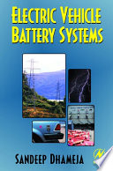 Electric Vehicle Battery Systems Book PDF