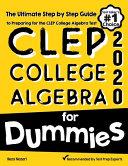 CLEP College Algebra for Dummies