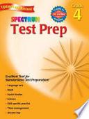 Test Prep, Grade 4