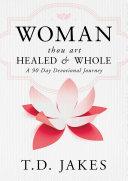 Woman, Thou Art Healed and Whole Pdf/ePub eBook