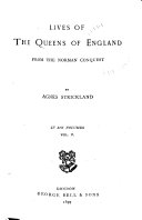 Lives of the Queens of England