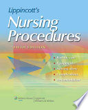 """Lippincott's Nursing Procedures"" by Lippincott Williams & Wilkins"