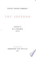 Dante s Divina commedia  the Inferno  tr  by W P  Wilkie Book