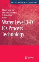 Pdf Wafer Level 3-D ICs Process Technology Telecharger
