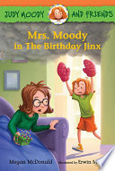 Mrs  Moody in The Birthday Jinx Book
