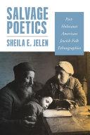 Salvage Poetics Pdf/ePub eBook