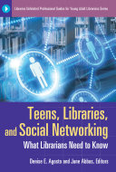 Teens  Libraries  and Social Networking