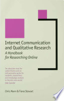 Internet Communication and Qualitative Research