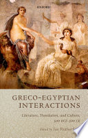 Graeco-Egyptian Interactions