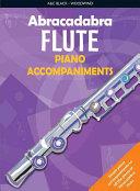 Abracadabra Flute Piano Accompaniments