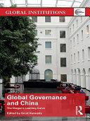 Pdf Global Governance and China Telecharger