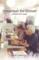 Breakfast for Dinner Pdf/ePub eBook