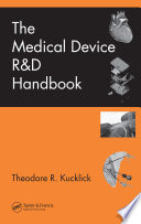 The Medical Device R D Handbook
