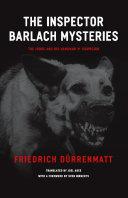 The Inspector Barlach Mysteries